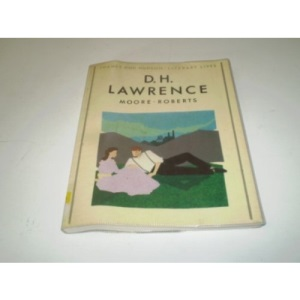 D.H.Lawrence (Literary Lives)