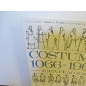 Costume, 1066-1966