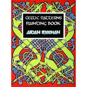 Celtic Patterns Painting Book (Painting Books)