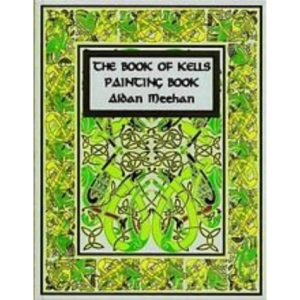 The Book of Kells Painting Book