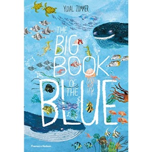 The Big Book of the Blue: Yuval Zommer (The Big Book series)