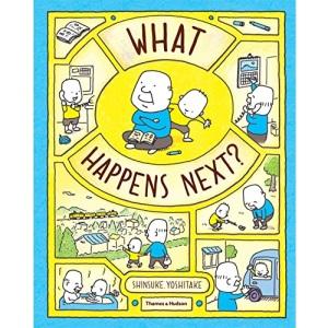 What Happens Next?: Shinsuke Yoshitake
