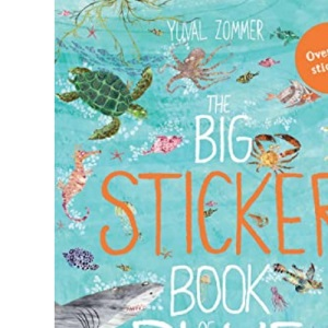 The Big Sticker Book of the Blue: 0 (The Big Book series)