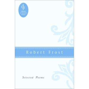 Frost: Selected Poems (Pocket Poets)