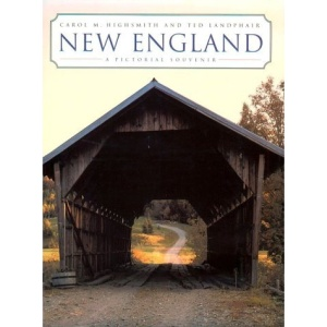 Pictorial Souvenir of New England (Pictorical Souvenir)