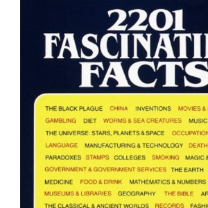2201 Fascinating Facts: 2 Vols. in One