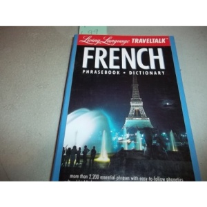 French Phrasebook (Fodor's Languages for Travelers (Book Only))