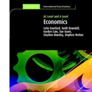 Economics: AS and A Level (Cambridge International Examinations)