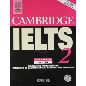 Cambridge IELTS 2 Self-Study Pack India: Examination Papers from the University of Cambridge Local Examinations Syndicate (Ielts Practice Tests)