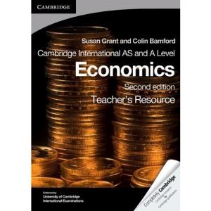 Cambridge International AS and A Level Economics Teacher's Resource CD-ROM (Cambridge International Examinations)