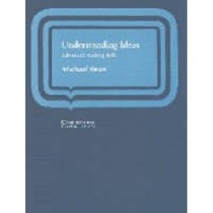 Understanding Ideas Student's book: Advanced Reading Skills (English Language Learning: Reading Scheme)