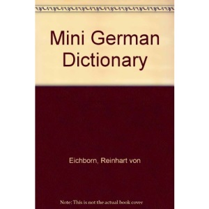 Mini German Dictionary
