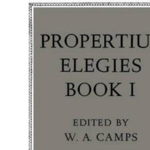 Propertius: Elegies: Book 1: Bk.1