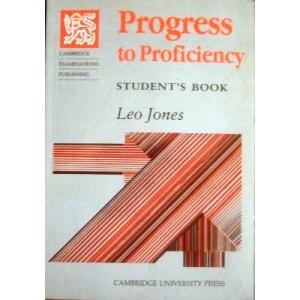 Progress to Proficiency Std Book: Student Book