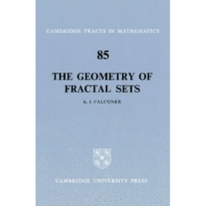 The Geometry of Fractal Sets (Cambridge Tracts in Mathematics)