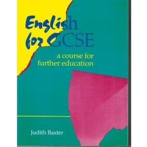English for GCSE: A Course for Further Education