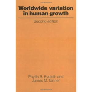 Worldwide Variation in Human Growth (Cambridge Studies in Biological & Evolutionary Anthropology)