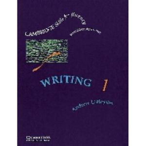 Writing 1 Student's book: Pre-intermediate: Pre-intermediate Level 1 (Cambridge Skills for Fluency)