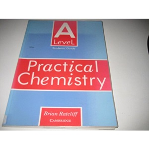 'A' Level Practical Chemistry Student's book