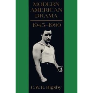 Modern American Drama, 1945-1990