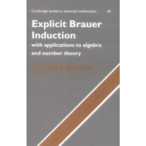 Explicit Brauer Induction: With Applications to Algebra and Number Theory: 40 (Cambridge Studies in Advanced Mathematics, Series Number 40)