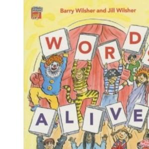 Words Alive!: Poems to Perform (Cambridge Reading)