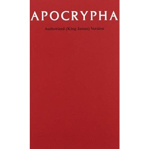 KJV Apocrypha Text Edition, KJ530:A: Authorized King James Version (Bible Akjv)