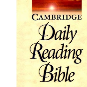NRSV Cambridge Daily Reading Bible Paperback NRPB2