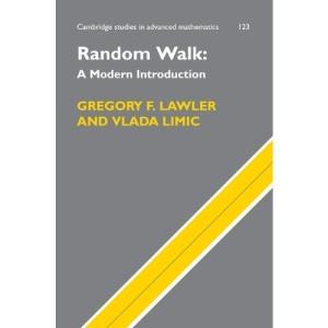 Random Walk: A Modern Introduction (Cambridge Studies in Advanced Mathematics)