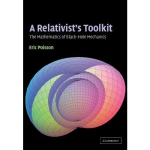 A Relativist's Toolkit: The Mathematics of Black-Hole Mechanics