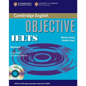 Objective IELTS Advanced Self Study Student's Book with CD ROM (Face2face S)