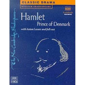 Hamlet, Prince of Denmark Audio Cassette Set (4 Cassettes) (New Cambridge Shakespeare Audio)