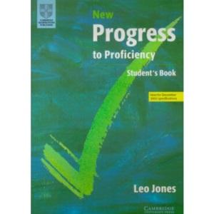 New Progress to Proficiency Student's book (Cambridge Books for Cambridge Exams)