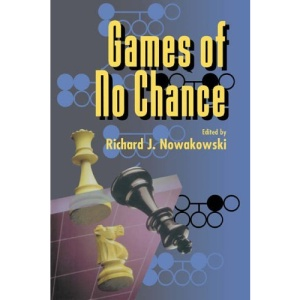 Games of No Chance (Mathematical Sciences Research Institute Publications)
