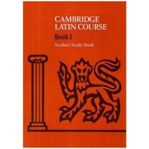 Cambridge Latin Course 1 Student Study Book: Level 1