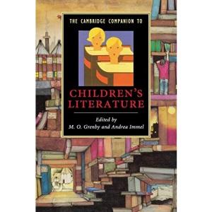 The Cambridge Companion to Children's Literature (Cambridge Companions to Literature)
