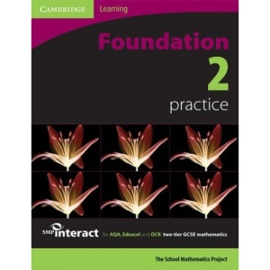 SMP GCSE Interact 2-tier Foundation 2 Practice book: Level 2 (SMP Interact 2-tier GCSE)