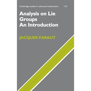 Analysis on Lie Groups: An Introduction (Cambridge Studies in Advanced Mathematics)