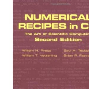 Numerical Recipes in C++: The Art of Scientific Computing
