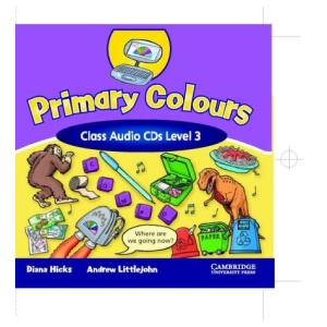 Primary Colours 3 Class Audio CD