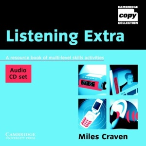 Listening Extra Audio CD Set (2 CDs): A Resource Book of Multi-Level Skills Activities (Cambridge Copy Collection)