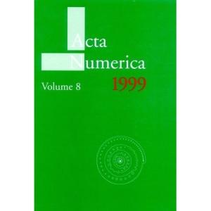 Acta Numerica 1999: Volume 8