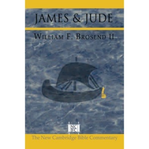 James and Jude (New Cambridge Bible Commentary)