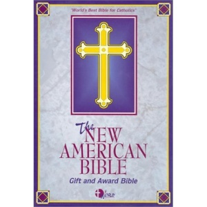 Gift and Award Bible-Nab-Zipper Deluxe