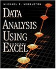 Data Analysis Using Microsoft Excel: Updated for Office 97