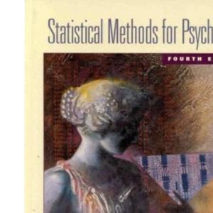 Statistical Methods for Psychology