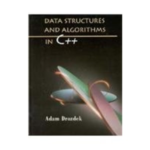 Data Structures and Algorithms in C++ (PWS Series in Computer Science)