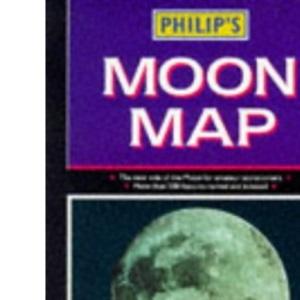 Philip's Moon Map (Astronomy)