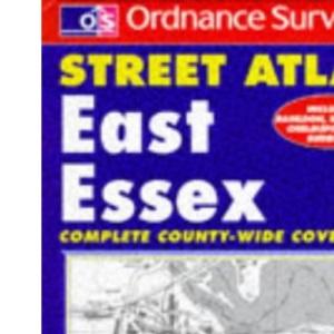 Ordnance Survey East Essex Street Atlas (OS / Philip's street atlases)