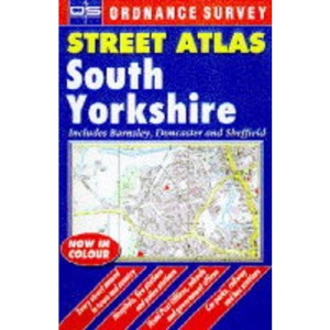 Ordnance Survey South Yorkshire Street Atlas (OS / Philip's Street Atlases)